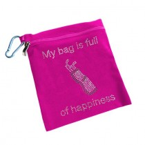 "Brittigan Accessoire Bag ""My bag is full of Happiness"""