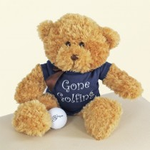 Brittigan Bear Gone Golfing