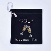 Brittigan Accessoire Bag  Golf is so much fun