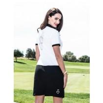 Golfkleid Glam Bag schwarz weiss
