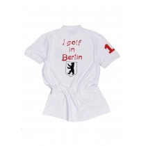 Herren Polo Shirt I golf in Berlin WEISS
