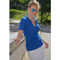 Polo Shirt Jenn BLAU