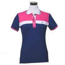 Damen Golf Polo Shirt Jody navy
