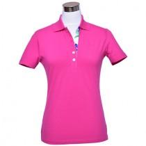 Damen Polo Chrissy pink