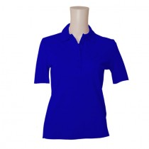 Polo Loggy Halbarm royalblau