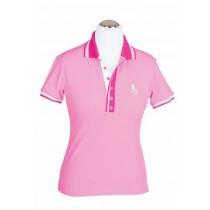 Polo Shirt Tricolor ROSA