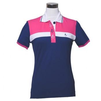 Damen Golf Polo Shirt Jody navy