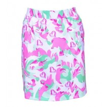 Brittigan Golf Skort Hyde pink