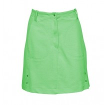 Golf Skort Lara green
