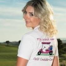 Polo Golf Cart weiss