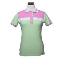 Damen Golf Polo Shirt Jody hellgrün