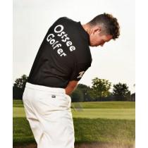 Herren Polo Shirt Ostsee Golfer schwarz