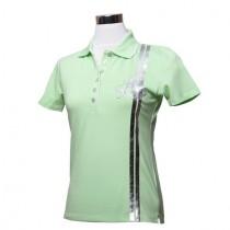 Damen Golf Polo Shirt Bloom hellgrün