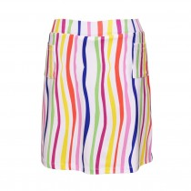 Brittigan Golf Skort Waves multi colour