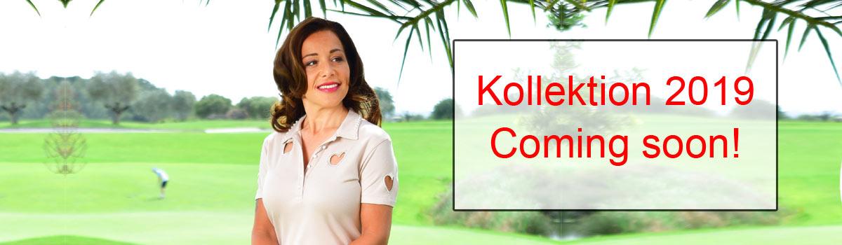 Coming Soon - Neue Kollektion Golfer/innen von Brittigan