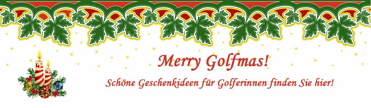 Weihnachts Geschenke für Golfer/innen von Brittigan
